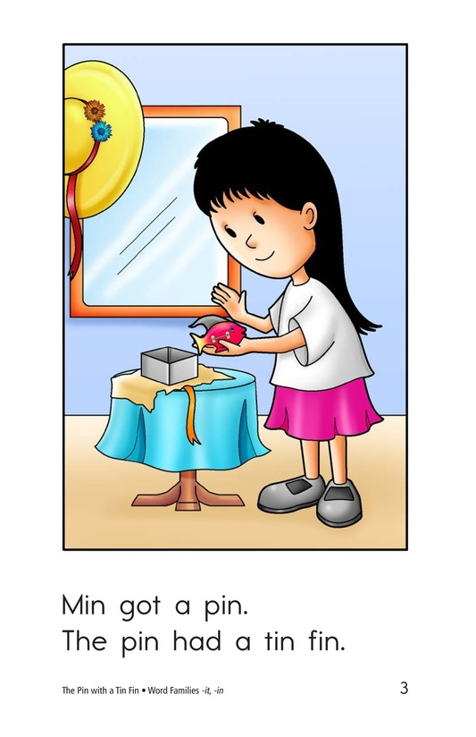 Book Preview For The Pin with a Tin Fin Page 3