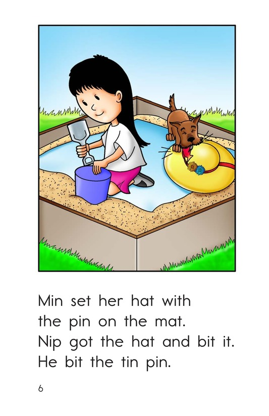 Book Preview For The Pin with a Tin Fin Page 6