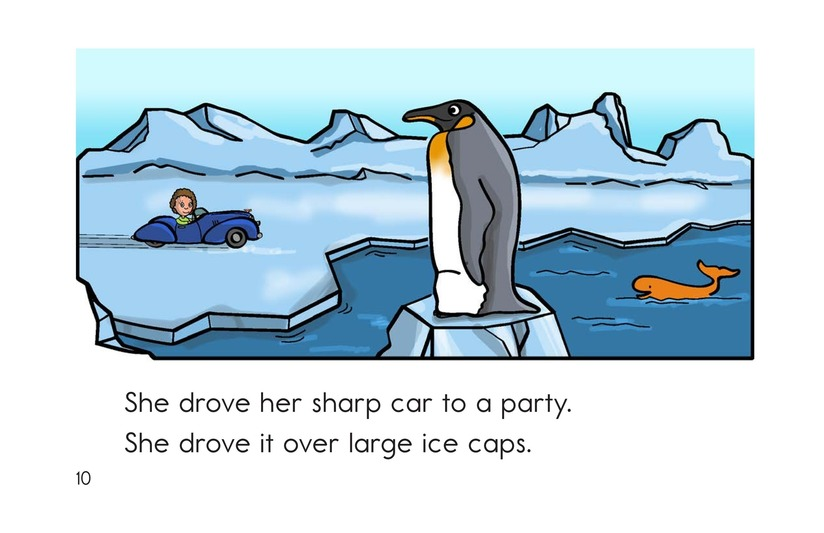 Book Preview For Barb's Sharp Car Page 10