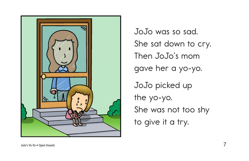 Book Preview For JoJo's Yo-Yo Page 7