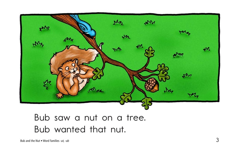 Book Preview For Bub and the Nut Page 3