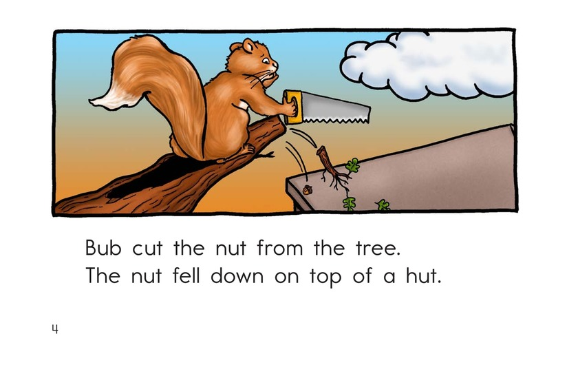 Book Preview For Bub and the Nut Page 4