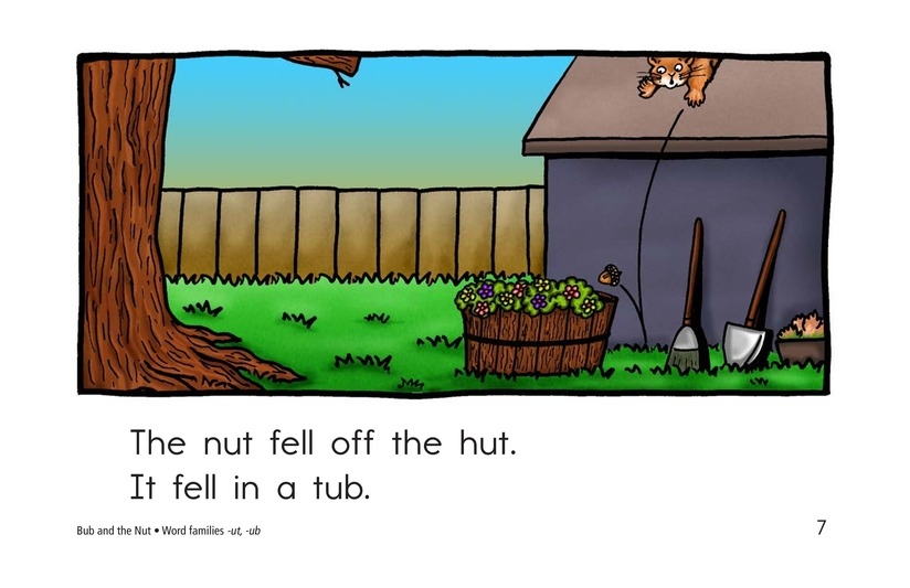 Book Preview For Bub and the Nut Page 7