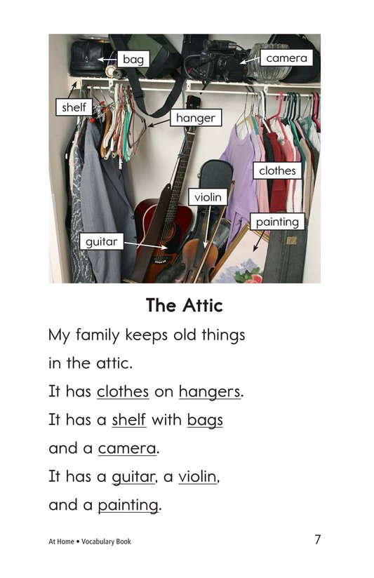 Book Preview For At Home Page 7