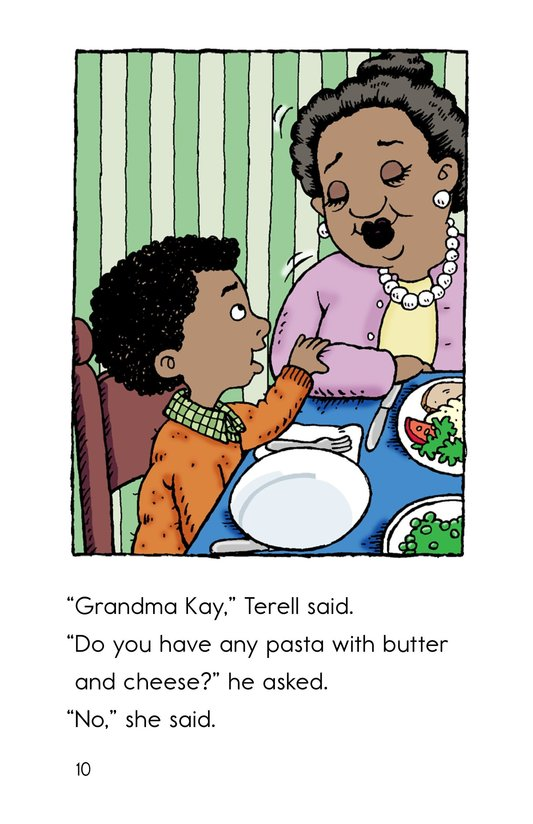 Book Preview For Terell's Taste Buds Page 10