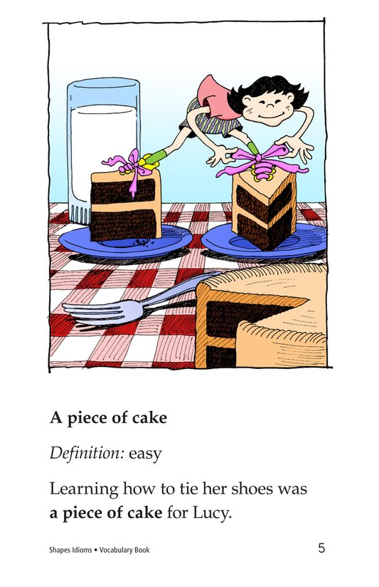 Book Preview For Shapes and Idioms Page 5
