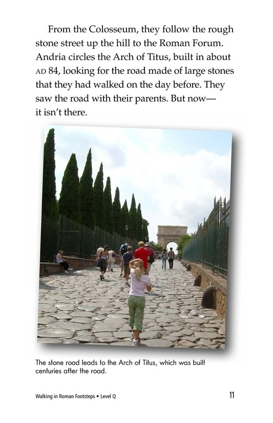 Book Preview For Walking in Roman Footsteps Page 11