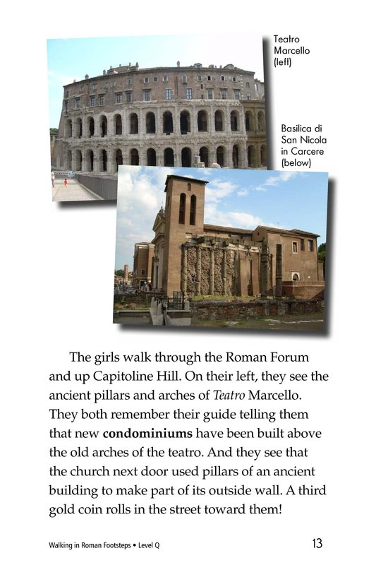 Book Preview For Walking in Roman Footsteps Page 13