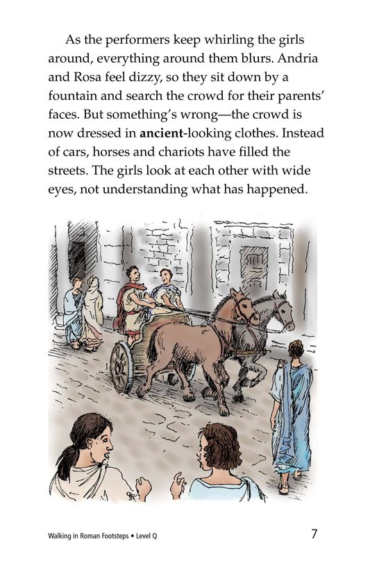 Book Preview For Walking in Roman Footsteps Page 7