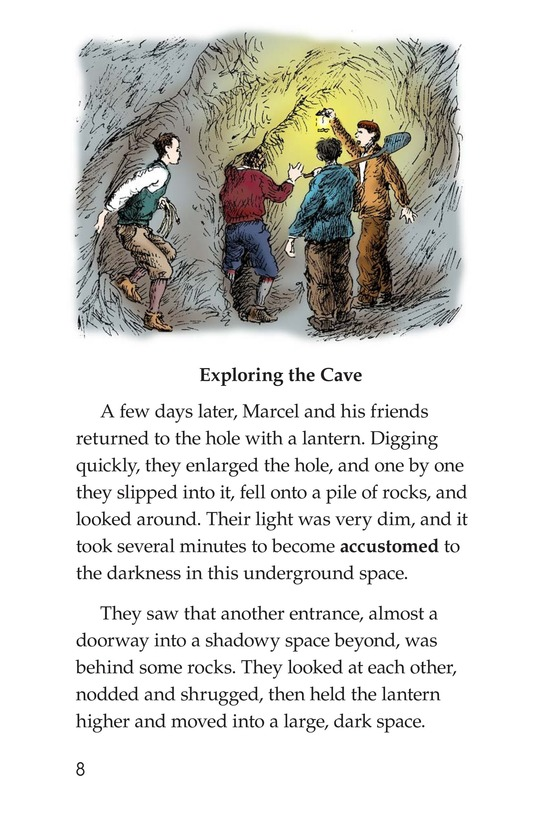 Book Preview For What the Boys Found Page 8