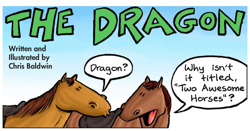 Book Preview For School Days: The Dragon Page 1