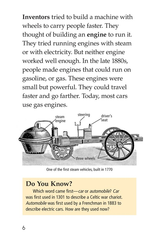 Book Preview For A Nation on Wheels Page 6