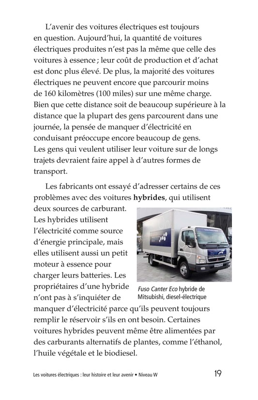 Book Preview For Electric Cars: History and Future Page 19