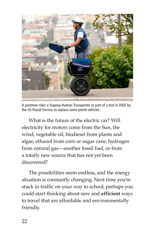 Book Preview For Electric Cars: History and Future Page 22