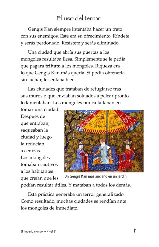 Book Preview For The Mongol Empire Page 11