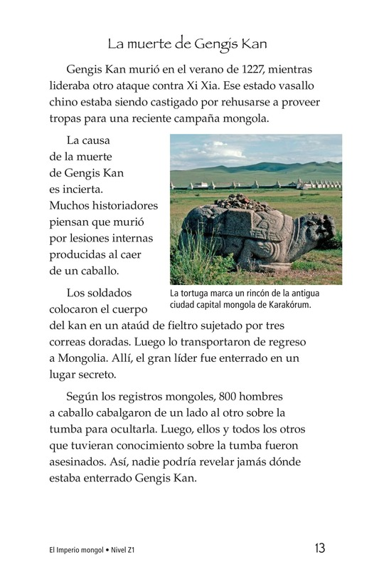Book Preview For The Mongol Empire Page 13
