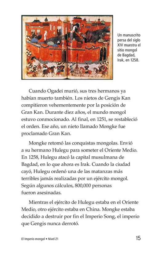 Book Preview For The Mongol Empire Page 15