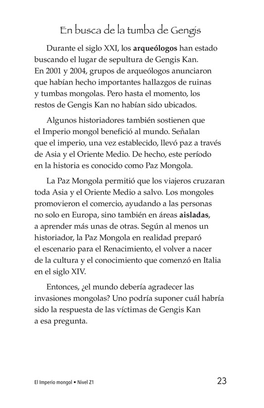 Book Preview For The Mongol Empire Page 23