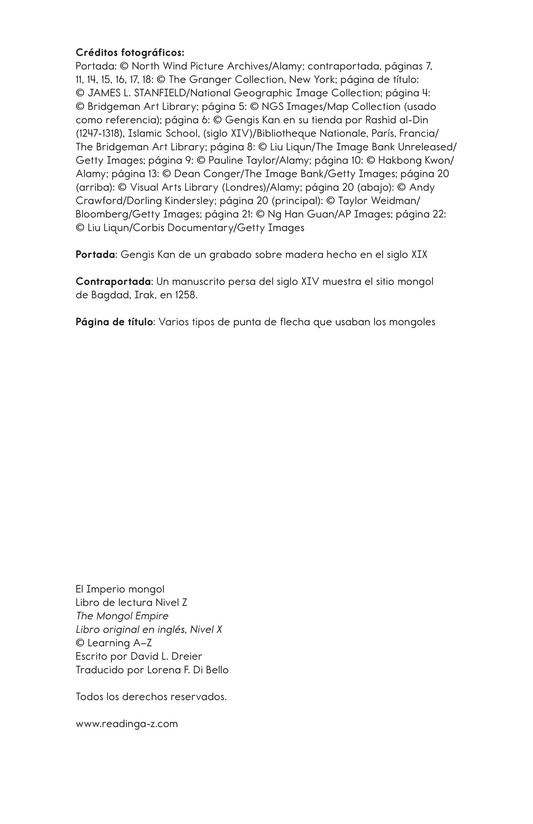 Book Preview For The Mongol Empire Page 25