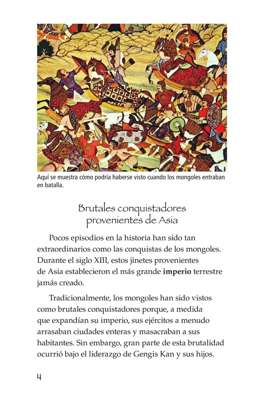 Book Preview For The Mongol Empire Page 4