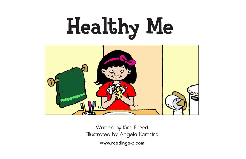 Book Preview For Healthy Me Page 2