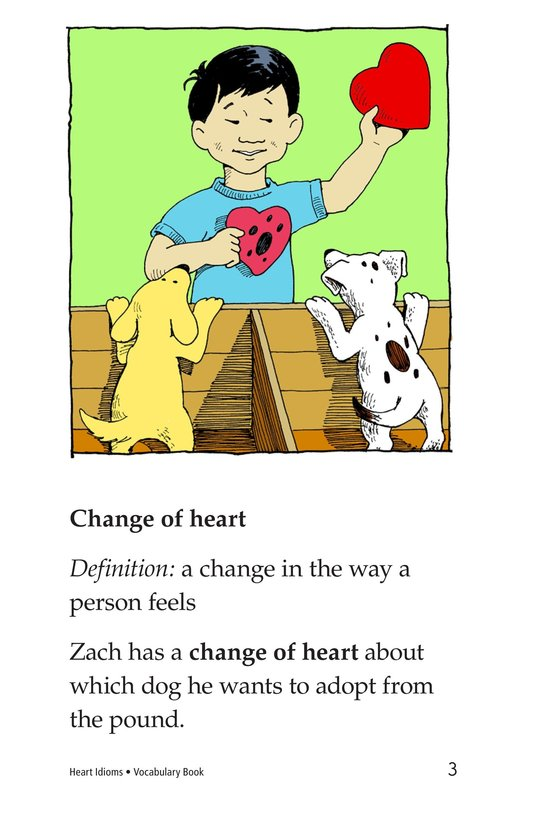 Book Preview For Heart Idioms Page 3