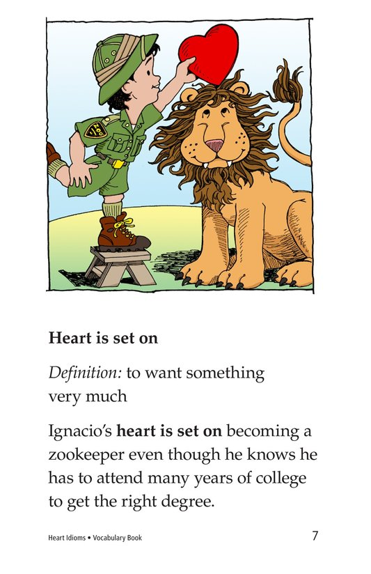 Book Preview For Heart Idioms Page 7