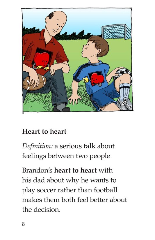 Book Preview For Heart Idioms Page 8