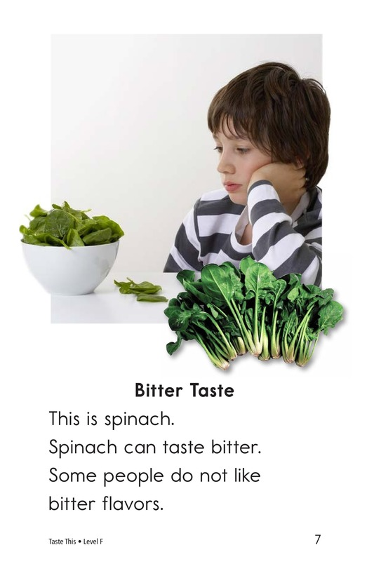 Book Preview For Taste This Page 7