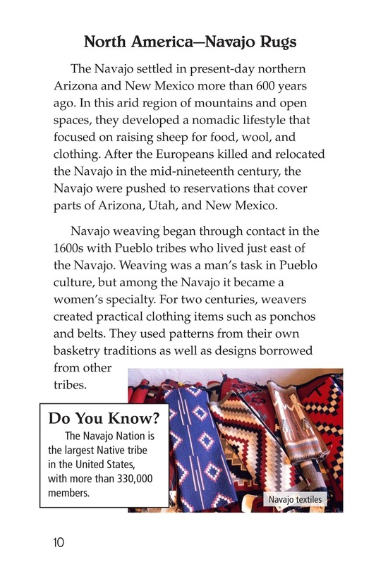 Book Preview For Weaving Around the World Page 10