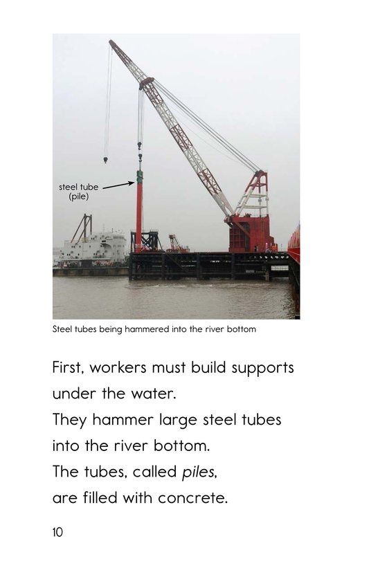 Book Preview For Building a Bridge Page 10