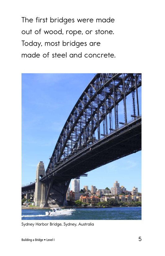 Book Preview For Building a Bridge Page 5