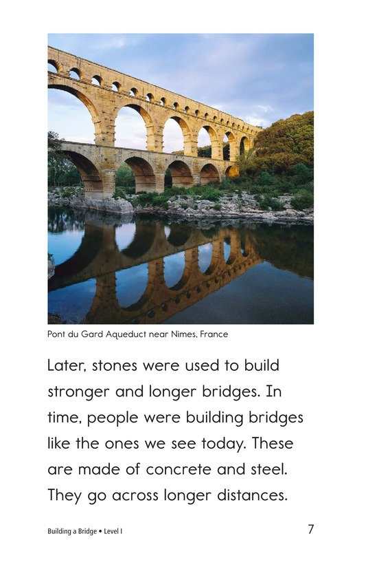 Book Preview For Building a Bridge Page 7