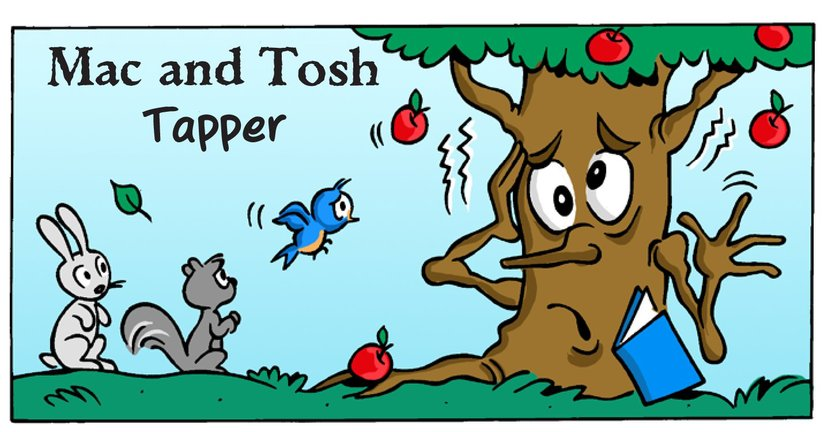 Book Preview For Mac and Tosh: Tapper Page 1