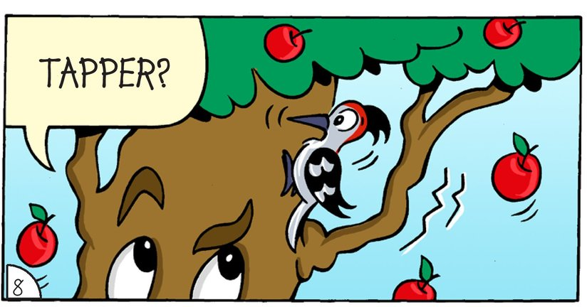 Book Preview For Mac and Tosh: Tapper Page 10