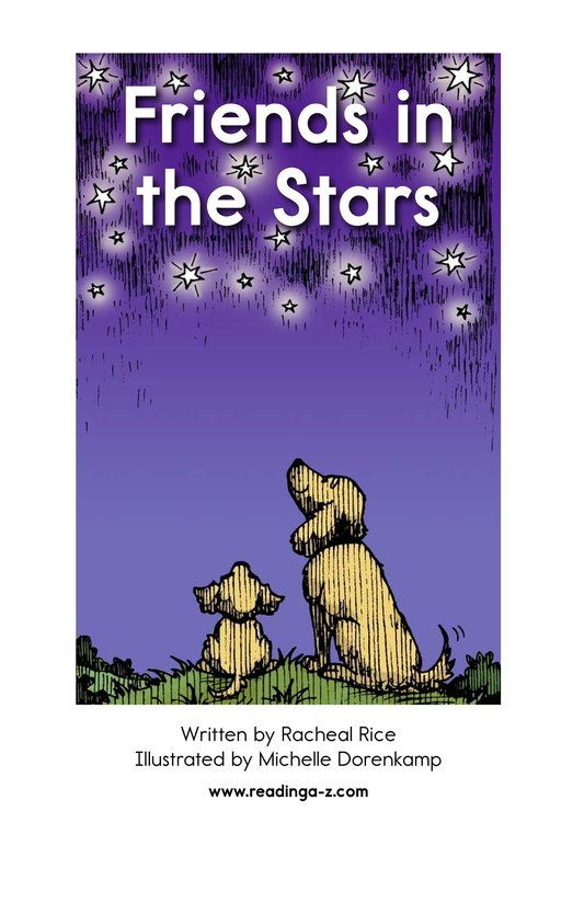 Book Preview For Friends in the Stars Page 2