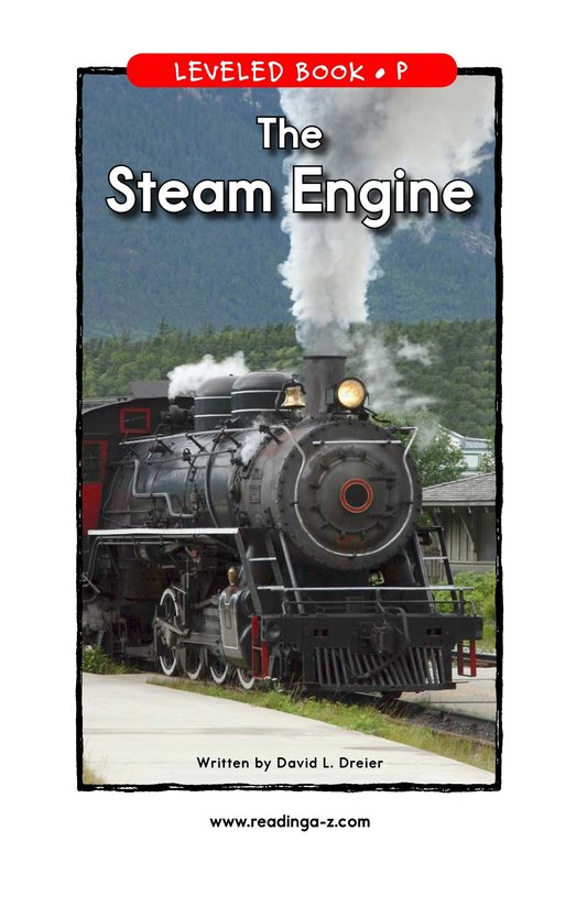 Book Preview For The Steam Engine Page 1