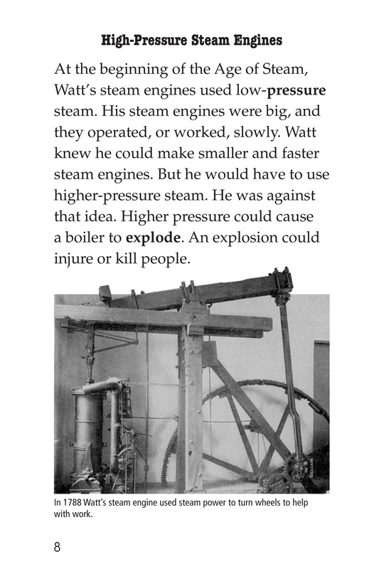 Book Preview For The Steam Engine Page 8