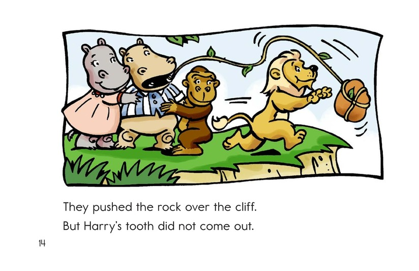 Book Preview For Hippo's Toothache Page 14