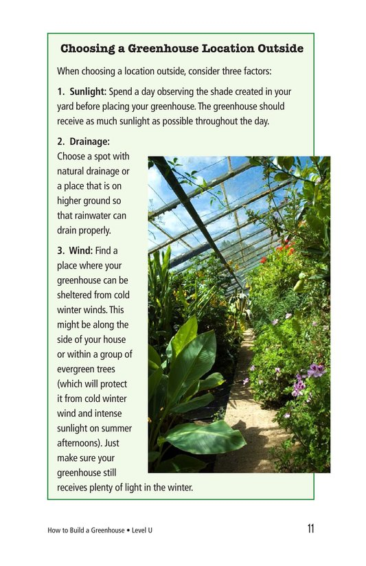 Book Preview For How to Build a Greenhouse Page 11