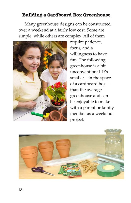 Book Preview For How to Build a Greenhouse Page 12