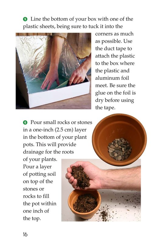 Book Preview For How to Build a Greenhouse Page 16