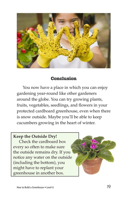 Book Preview For How to Build a Greenhouse Page 19