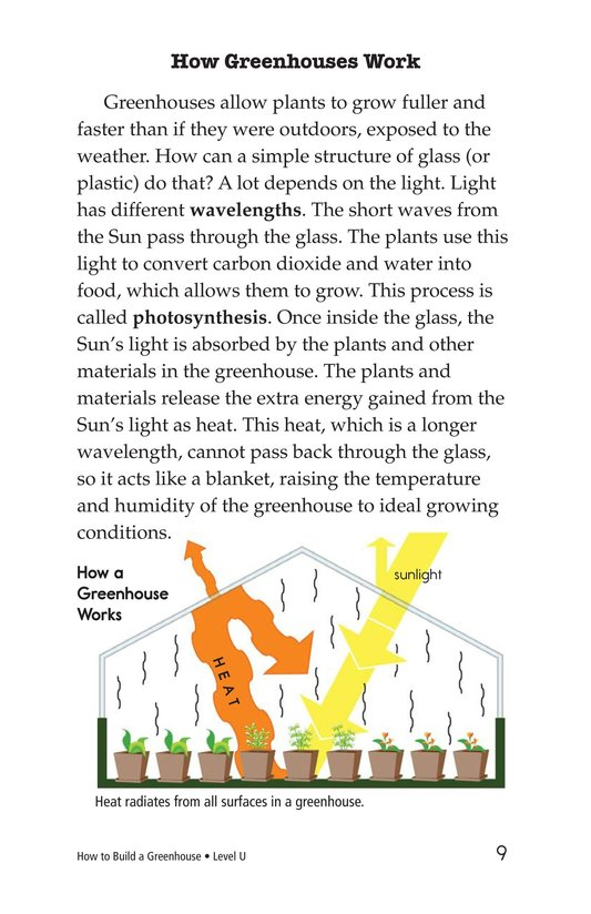 Book Preview For How to Build a Greenhouse Page 9