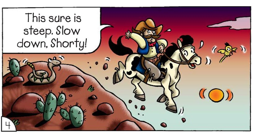 Book Preview For Cowboy Dave: Saddle Sore Page 6
