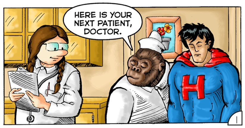 Book Preview For Dr. Lollypop: The Super Cure Page 3