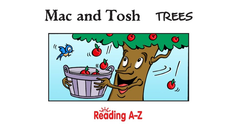 Book Preview For Mac and Tosh: Trees Page 2