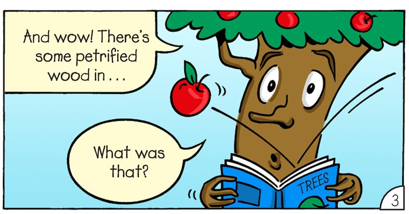 Book Preview For Mac and Tosh: Trees Page 5