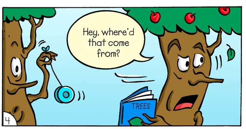 Book Preview For Mac and Tosh: Trees Page 6