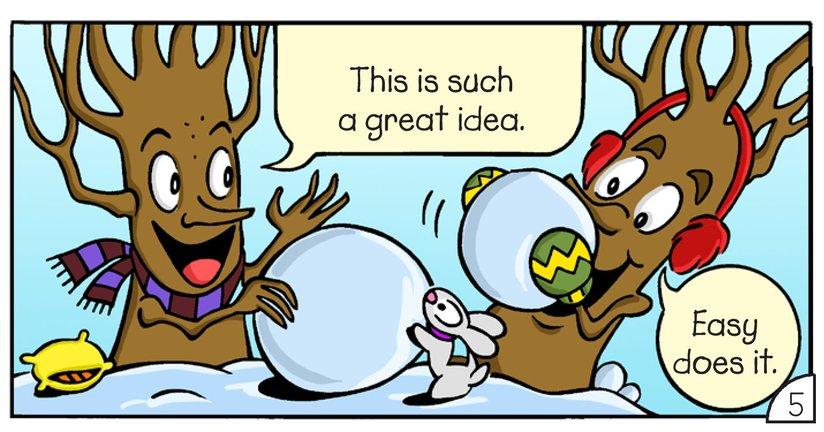 Book Preview For Mac and Tosh: Snow Day Page 7